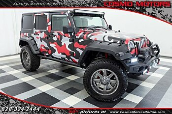 2015 Jeep Wrangler 4WD Unlimited Sahara for sale 100869340